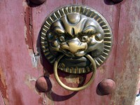 brass-door-knocker