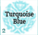 turquoise-blue
