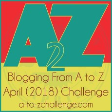 2018 A to Z Challenge
